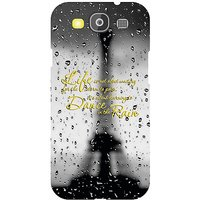 Back Cover For Samsung Galaxy S3 Neo -10303