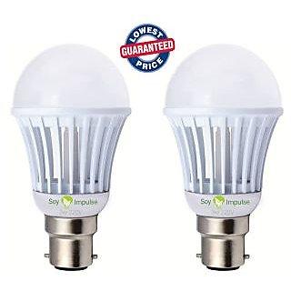 7W set of 2 LED Bulb