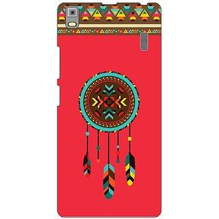 Back Cover For Lenovo K3 Note PA1F0001IN -12082