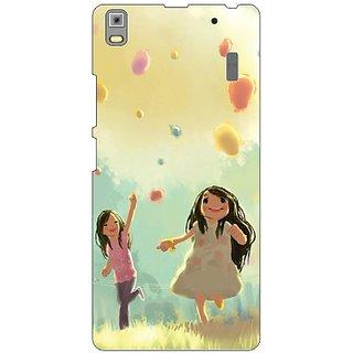 Back Cover For Lenovo K3 Note PA1F0001IN -12086
