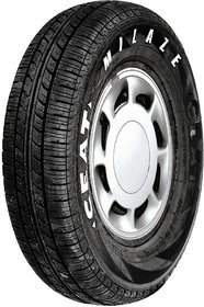 Ceat - Milaze - 165/80R14 - Tubeless [Set of 4]