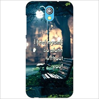 Back Cover For HTC Desire 526G Plus -12536
