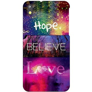 Back Cover For HTC Desire 816G -12532