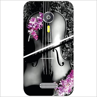 Back Cover For Micromax A116 Canvas HD -12538