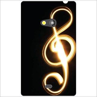 Back Cover For Nokia Lumia 625 -12539