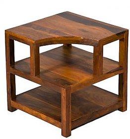 Sheesham Wood Opal Teak Side Table