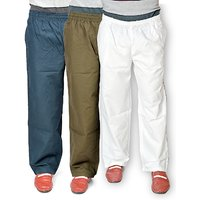 Wajbee Mens Piping Pyjama Pack of 3