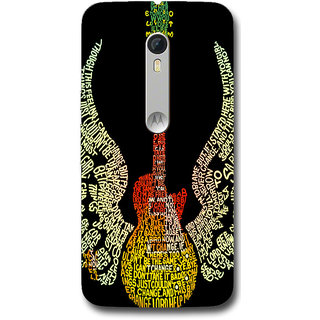 Cell First Designer Back Cover For Motorola Moto X Style-Multi Color