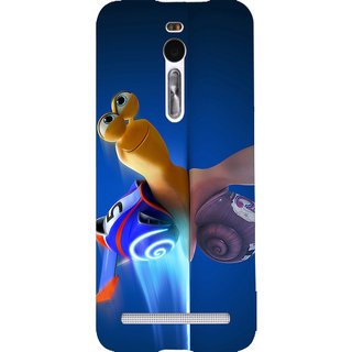 Cell First Designer Back Cover For Asus Zenfone 2 ZE551ML-Multi Color