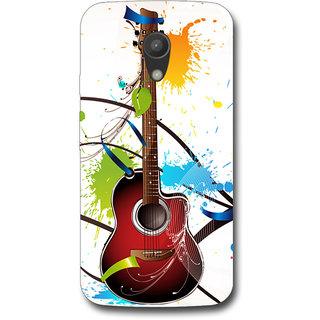 Cell First Designer Back Cover For Motorola Moto G  (2nd Gen.)-Multi Color