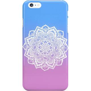 The Fappy Store Mandala Design Printed Back CoverCase For Iphone 6S Plus