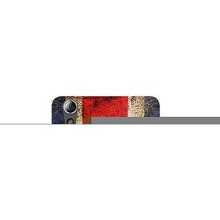 Casotec UK Flag Design Hard Back Case Cover for Lenovo A6000 / A6000 Plus