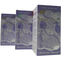 Vega Spem Capsules For Infertility Problems In Combo Of 3 (Vee Excel)