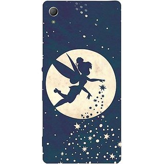 Casotec Disney Pattern Design Hard Back Case Cover for Sony Xperia Z3 Plus / Z4