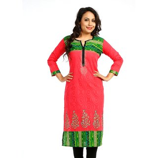 Shree Printed Work Wear Kurti