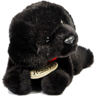 Hamleys Black Labrador Small