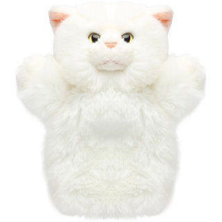 Hamleys White Cat