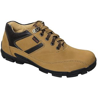 Red Chief Brown Casual Shoes