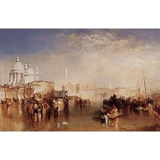 Venice Seen from the Giudecca Painting