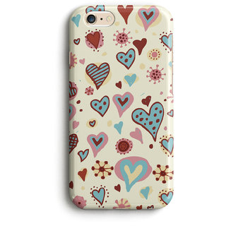 Love  Hearts iphone 6/6s phone case