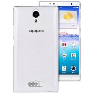 Oppo U3 Premium Transparent Back Cover By Icopertina