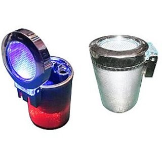 Takecare Very Stylish Led Ash Tray For Hyundai I-10 New