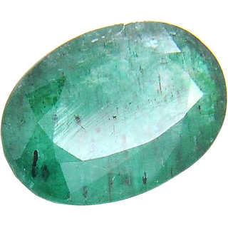 9.16 Ratti (8.34 Ct.)  Certified Natural Emerald (Panna) Gemstone