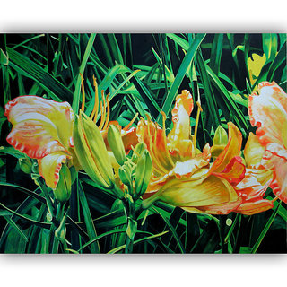 Vitalwalls Still Life Painting Canvas Art Print.Static-281-60cm