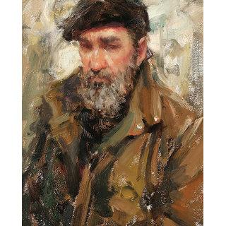 Vitalwalls Still Life Painting  Canvas Art Print.Western-046-45cm