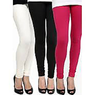 RC combo of 3 lycra leggings