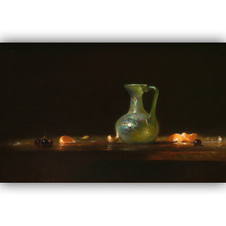 Vitalwalls Still Life Painting Canvas Art Print.Static-299-30cm
