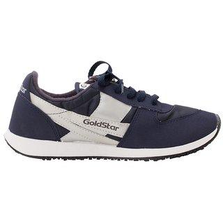 Goldstar Blue Running Sport Shoes Orignal Nepal