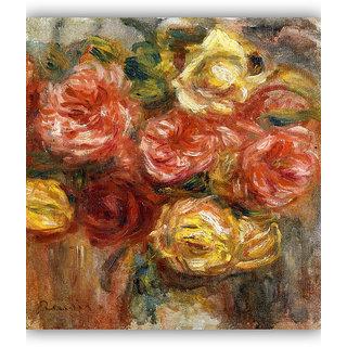 Vitalwalls Still Life Painting Canvas Art Print.Static-191-60 cm