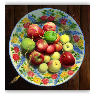 Vitalwalls Still Life Painting Canvas Art Print.Static-089-45cm