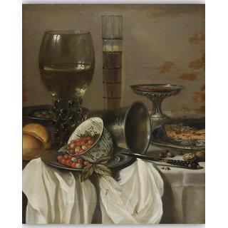 Vitalwalls Still Life Painting  Canvas Art Print.Static-449-60cm