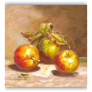 Vitalwalls Still Life Painting  Canvas Art Print.Static-427-45cm