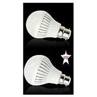 3W Led Bulb, 230VAC set of 2 bulb