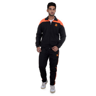 Surly Black Orange-Track Suit