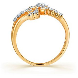 Karatcraft.In Vidula Gold Ring And Size 12