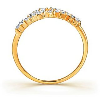 Karatcraft.In Sagunah Gold Ring And Size 14