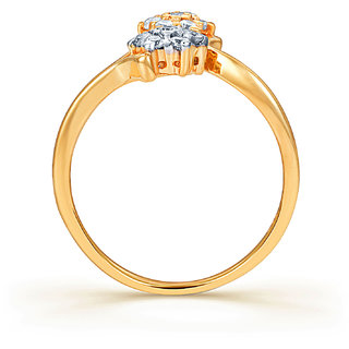 Karatcraft.In Gemello Gold Ring And Size 20