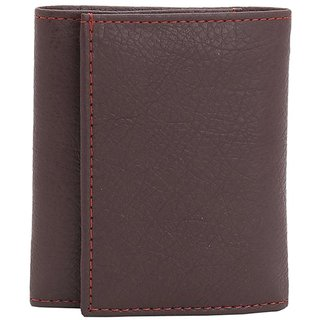 Borse Worthy Brown Leather Wallet for Men