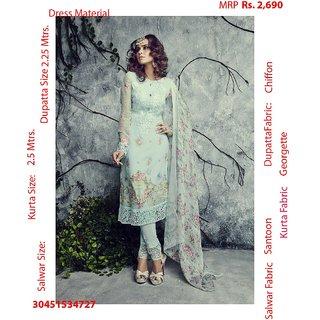 Women Wear Designer Dress Material
