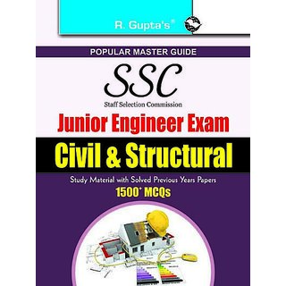 Ssc  Junior Engineers (Civil  Structural) Exam Guide