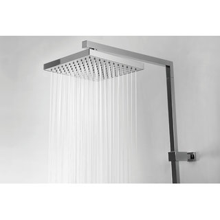 Sandwich Stainless Steel Overhead Rain Shower