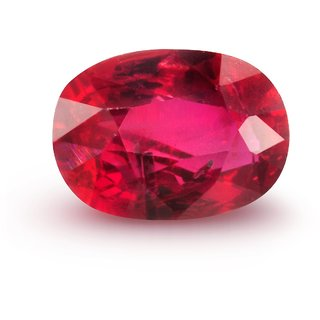 JAIPUR GEMSTONE 6.25 CRT Ruby(SUGGESTED) Red