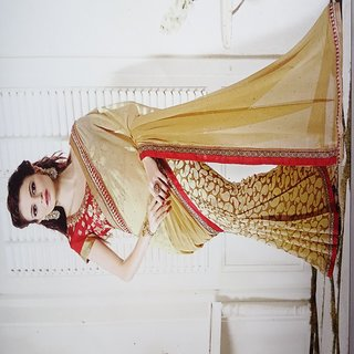 satyam fashion saree