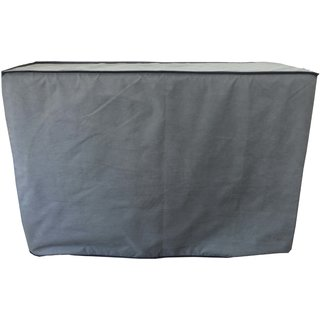 Dream Care Grey Color AC Cover for Split Outdoor Unit 1.5 Ton