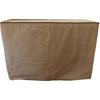 Dream Care Beige Color AC Cover for Split Outdoor Unit 1.5 Ton