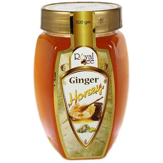 Ginger Honey 500 gm